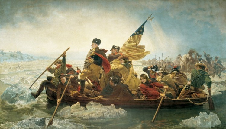 Team Samson-Crossing the delaware