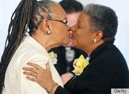 First Same Sex Weddings Take Place In Washington DC
