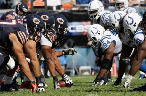 Colts Bears Football