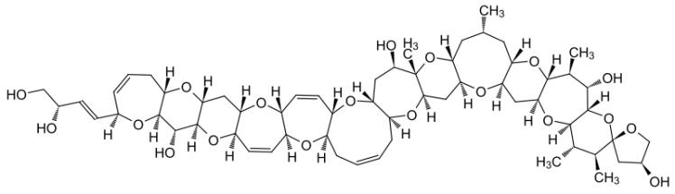 ciguatoxin-CTX1B