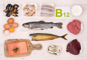 53950116 - vitamin b12 containing foods